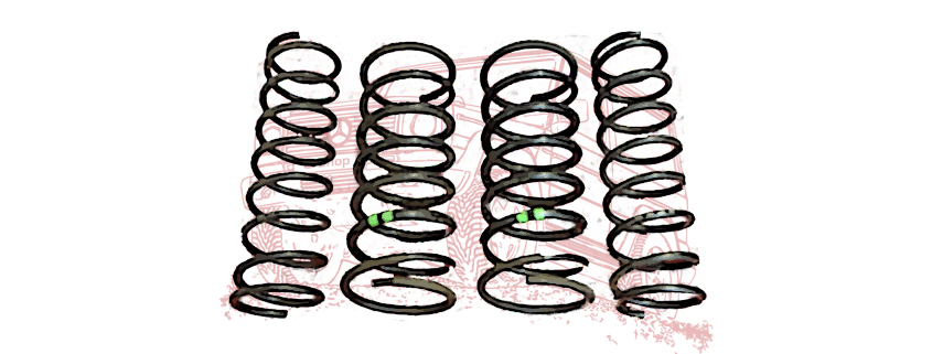 Springs and shock absorbers / dampers