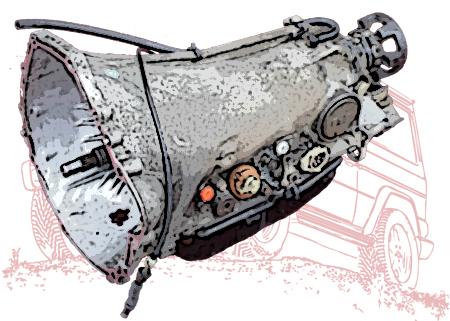 Automatik- / Schaltgetriebe und Getriebeteile