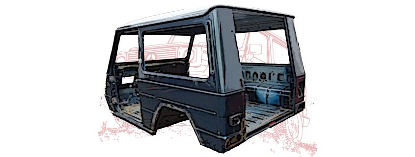 Karossen und Fahrzeugrahmen