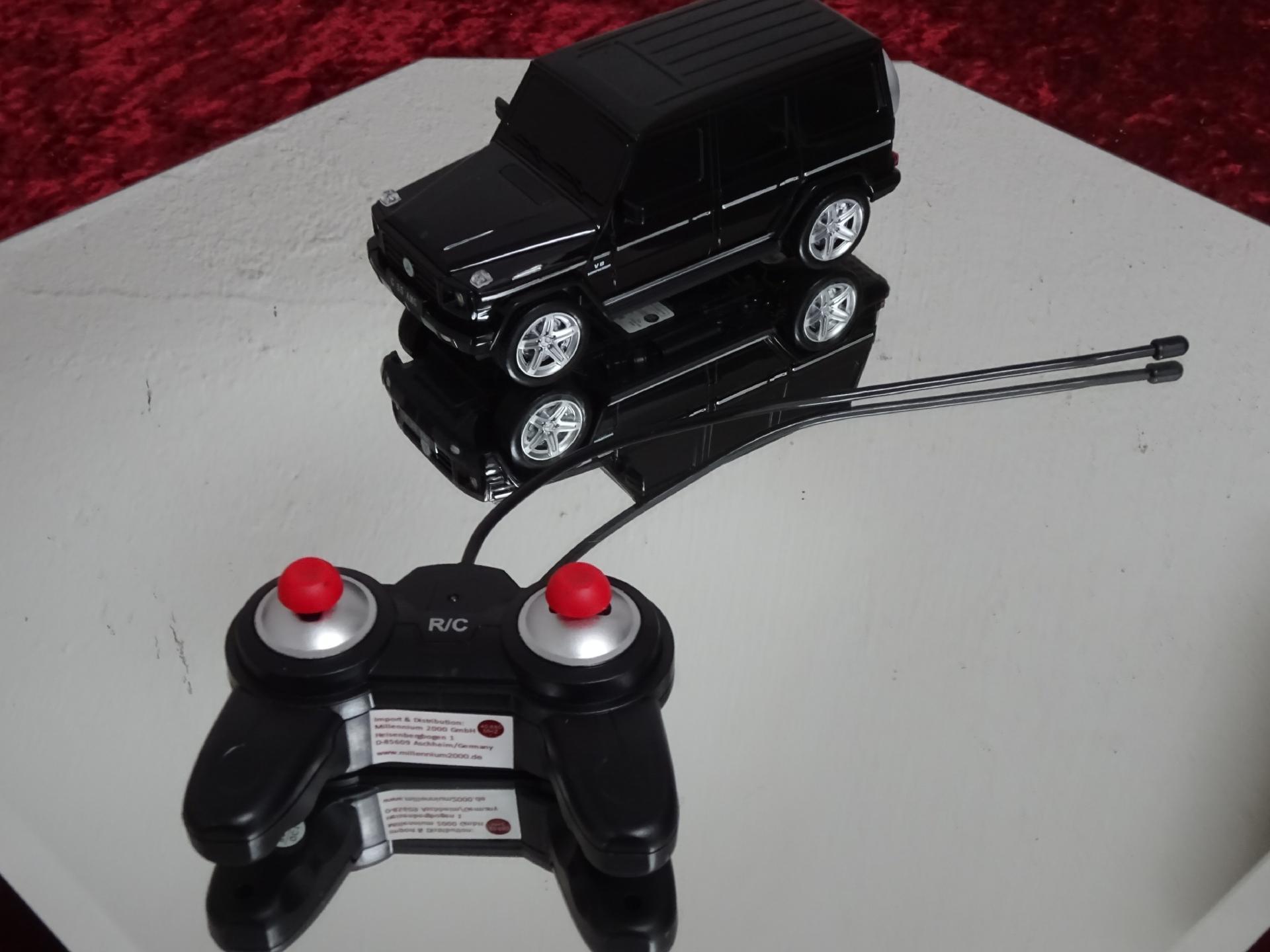 mercedes g modellauto ferngesteuert g55amg 3 g shop24. Black Bedroom Furniture Sets. Home Design Ideas