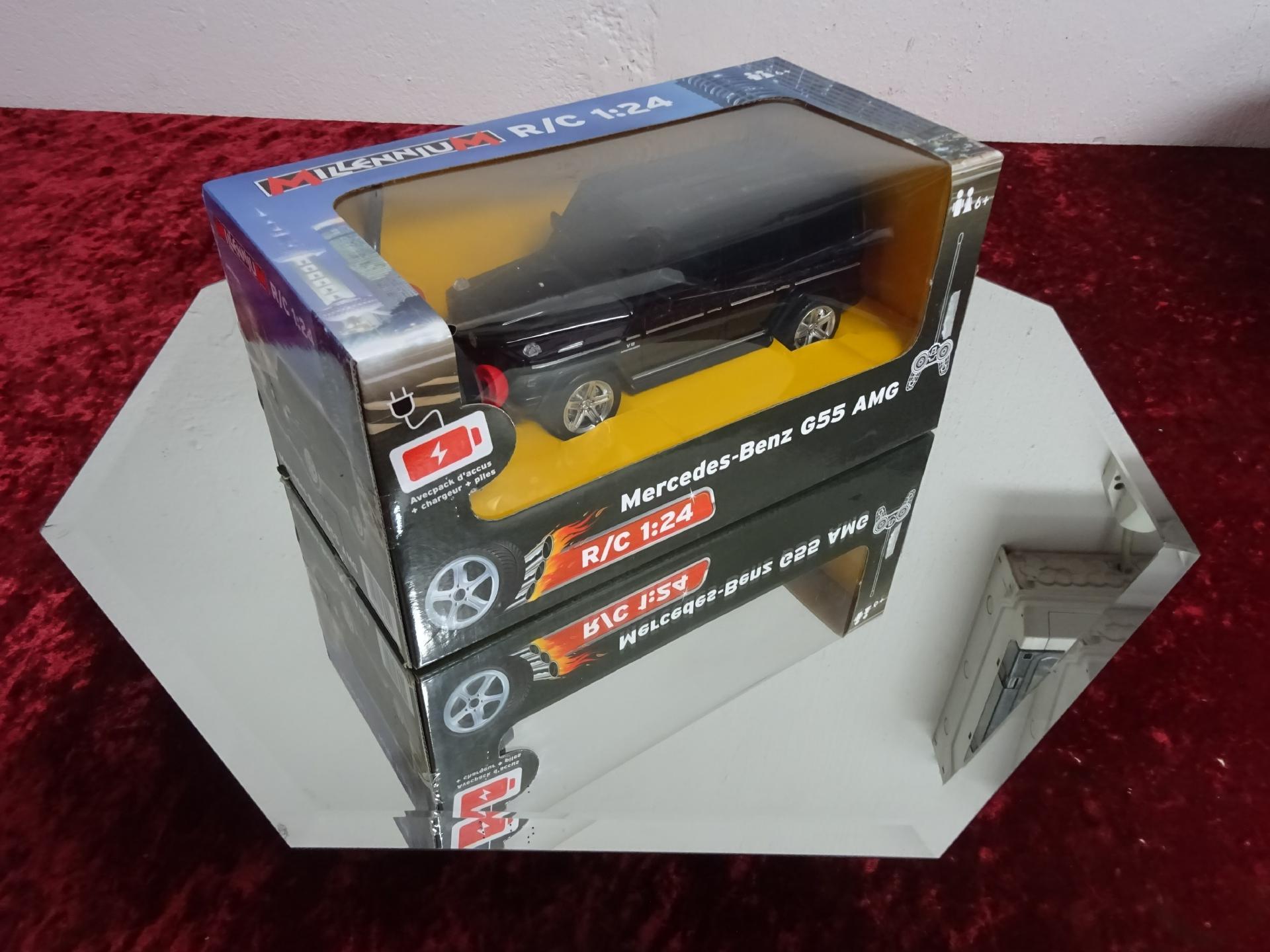 mercedes g modellauto ferngesteuert g55amg 6 g shop24. Black Bedroom Furniture Sets. Home Design Ideas