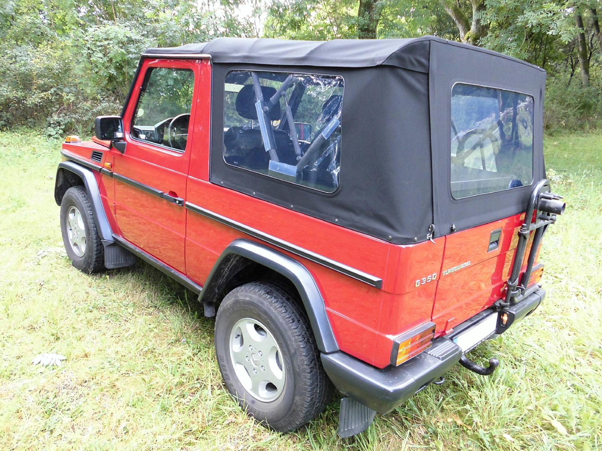 mercedes g 463 cabrio verdeck 3 willkommen beim g shop24 ersatzteile f r die g klasse. Black Bedroom Furniture Sets. Home Design Ideas